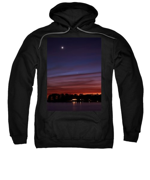 Venus And Mercury Sweatshirt