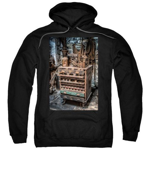 Victorian Workshop Sweatshirt