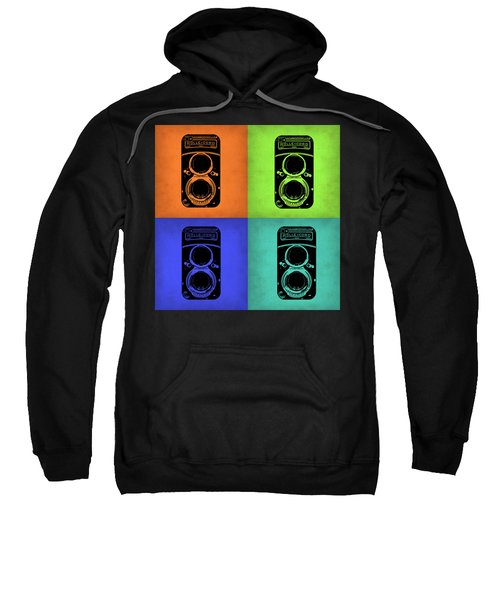 Vintage Camera Pop Art 1 Sweatshirt