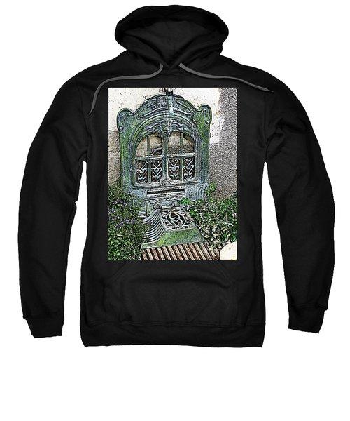 Vintage Garden Grate Sweatshirt
