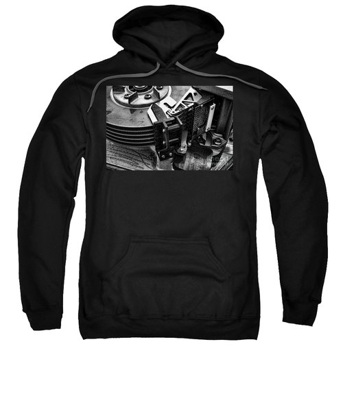 Vintage Hard Drive Sweatshirt