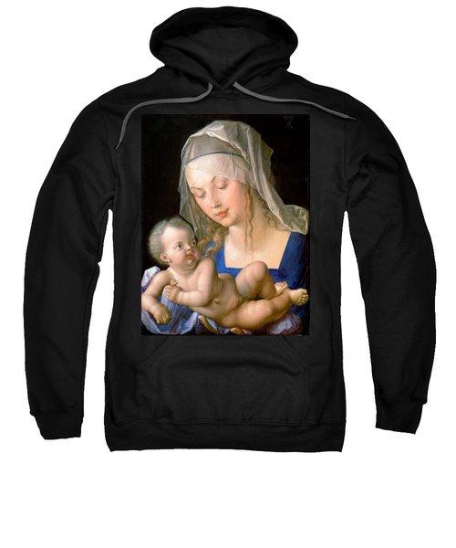 Virgin And Child Holding A Half-eaten Pear, 1512 Sweatshirt