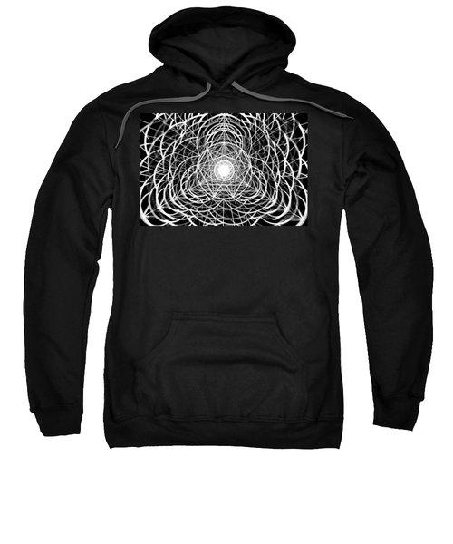 Vortex Equilibrium Sweatshirt by Derek Gedney