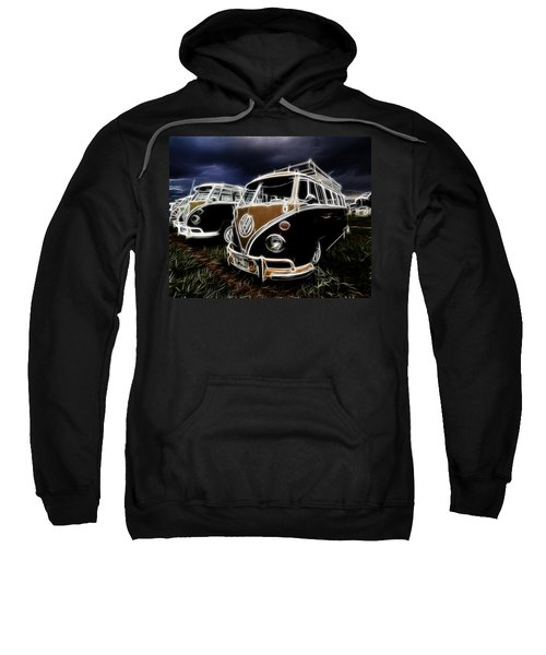 Vw Bus Show Sweatshirt