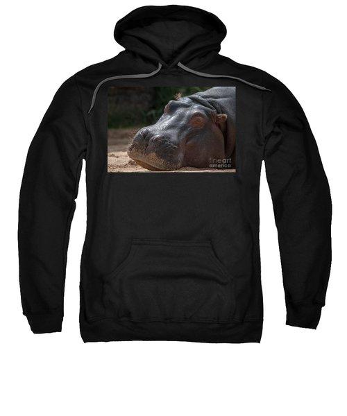 Wake Me When Its Over Sweatshirt