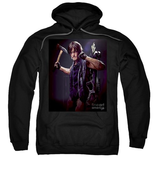 Walking Dead - Daryl Dixon Sweatshirt