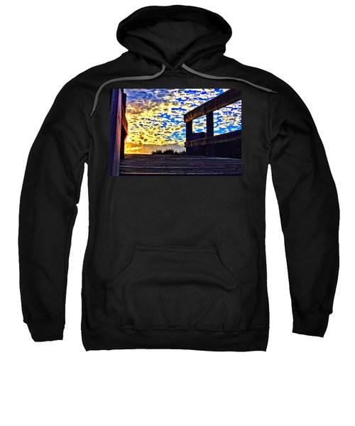 Walkway To Heaven Sweatshirt