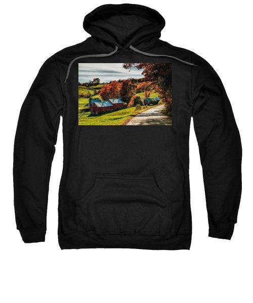 Wandering Down The Road Sweatshirt
