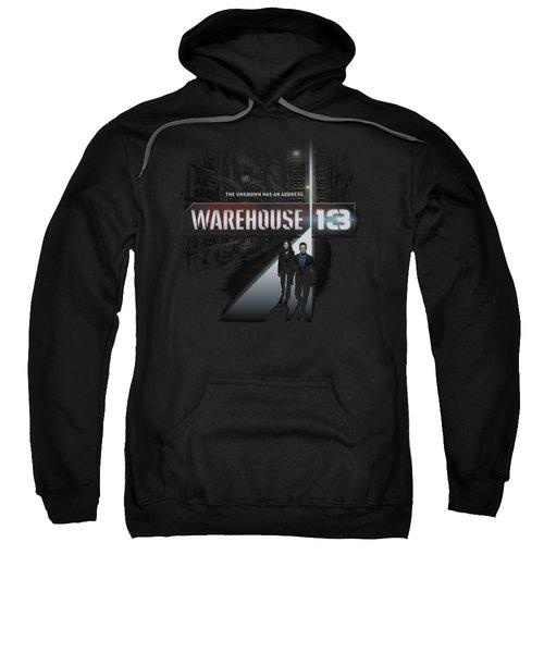 Warehouse 13 - The Unknown Sweatshirt