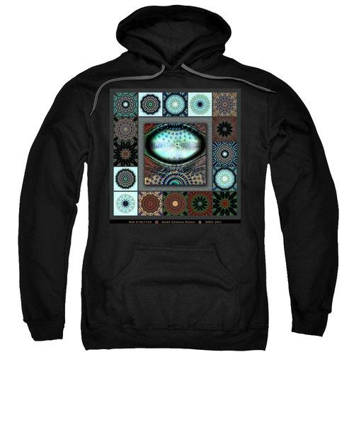 Warm Cosmos Redux Sweatshirt