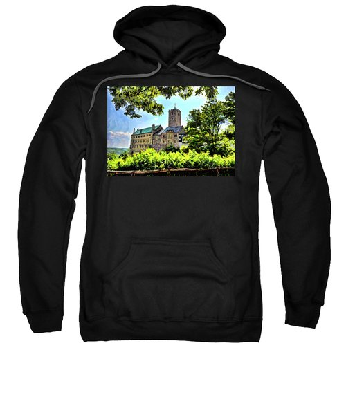 Wartburg Castle - Eisenach Germany - 1 Sweatshirt