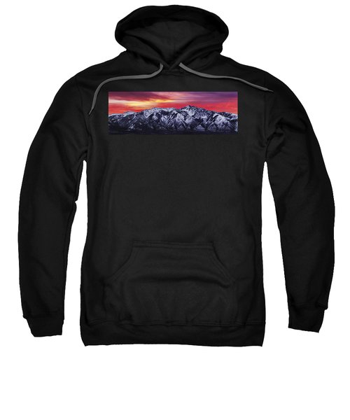 Wasatch Sunrise 3x1 Sweatshirt