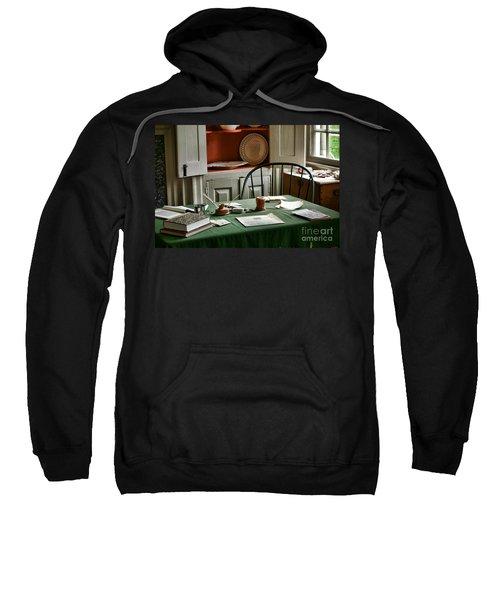 Washington Wrote Here Sweatshirt