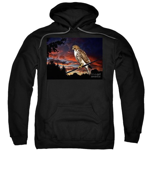 Watching The Sun Set Sweatshirt