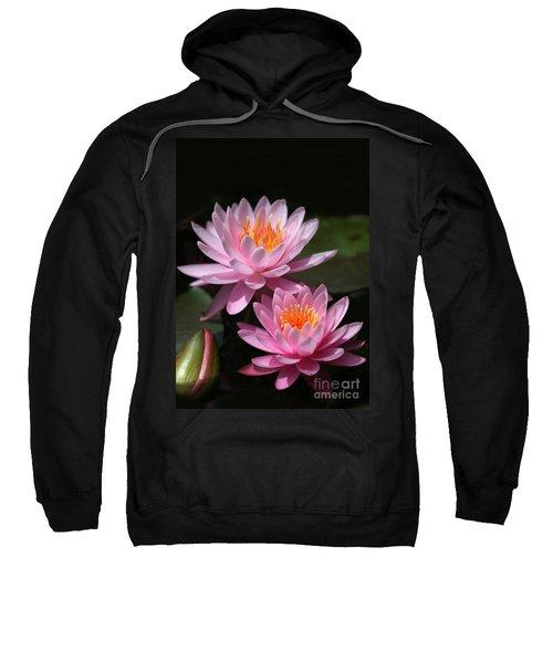 Water Lilies Love The Sun Sweatshirt