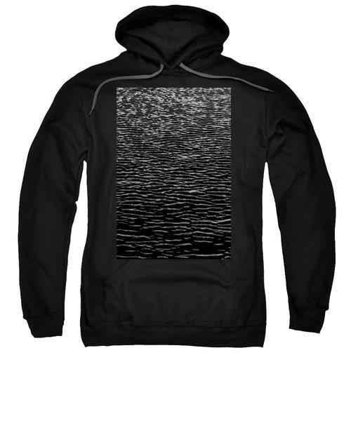Water Wave Texture Sweatshirt