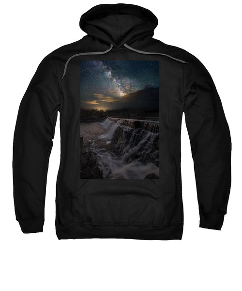 Waterfall Dreamscape Sweatshirt