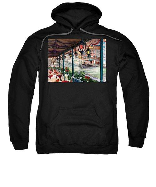 Waterfront Cafe Sweatshirt