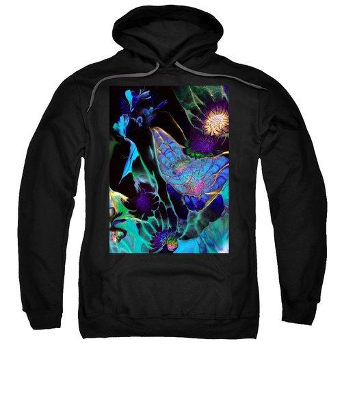 Webbed Galaxy Sweatshirt