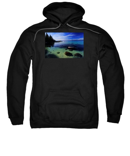 Welcome To Bliss Beach Sweatshirt