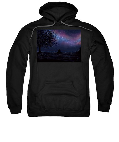 We Are Still Looking Up Sweatshirt