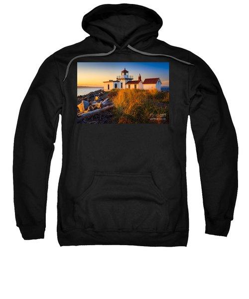 West Point Lighthouse Sweatshirt