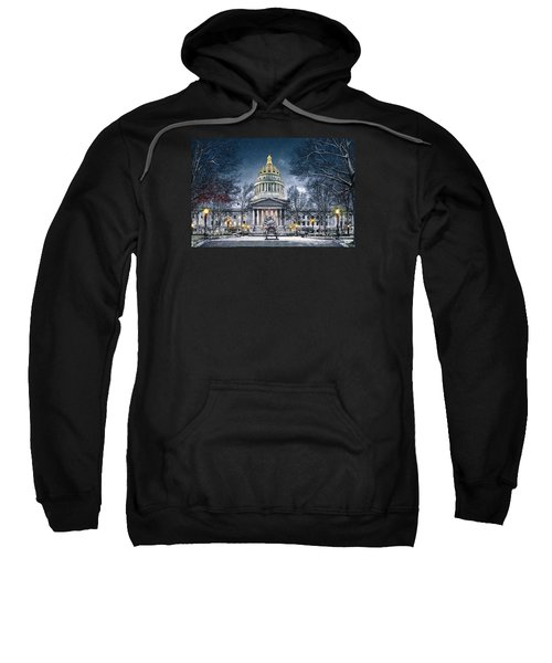 West Virginia State Capitol Sweatshirt