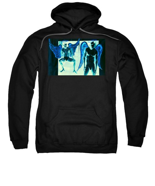 When Heaven And Earth Collide Series Sweatshirt