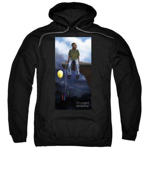 Where The Sidewalk Ends Sweatshirt