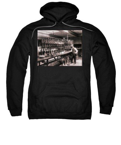 Whiskey Test Lab  1914 Sweatshirt