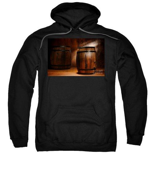 Whisky Barrel Sweatshirt