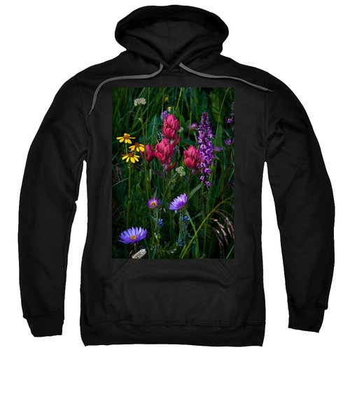Wildflowers A Bloomin Sweatshirt