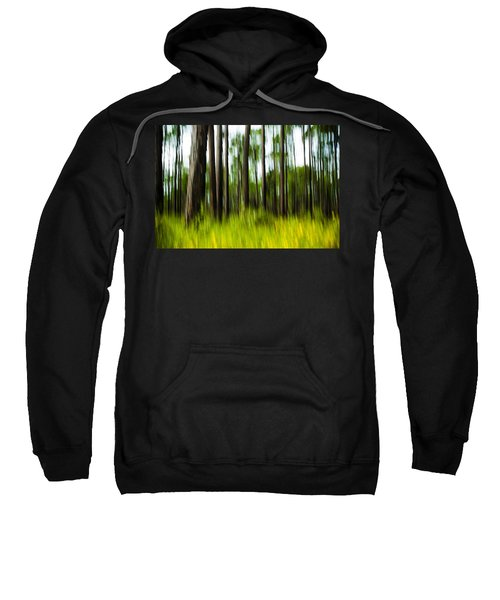 Wildflowers In The Forest Sweatshirt