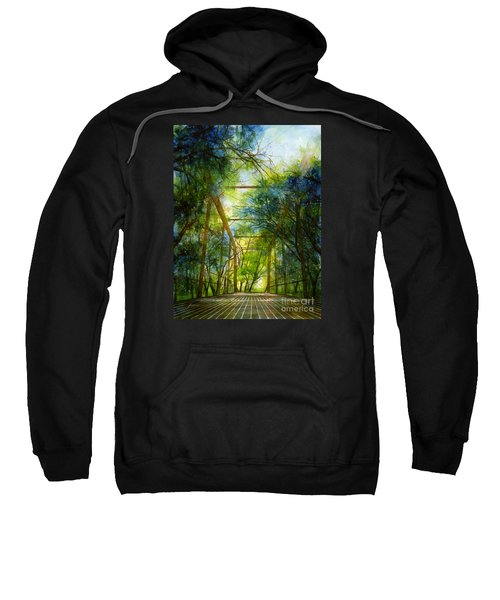 Willow Springs Road Bridge Sweatshirt