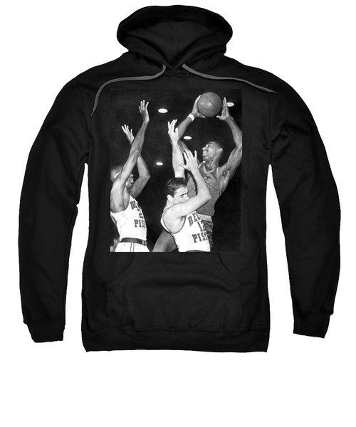 Wilt Chamberlain Shoots Sweatshirt