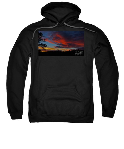 Black Hills Sunset Sweatshirt