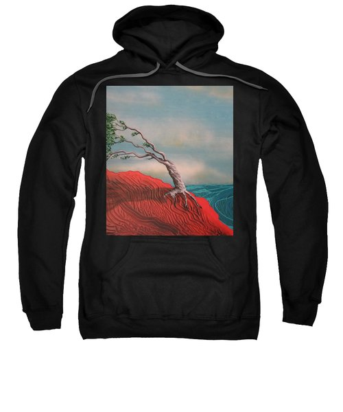 Wind Swept Tree Sweatshirt