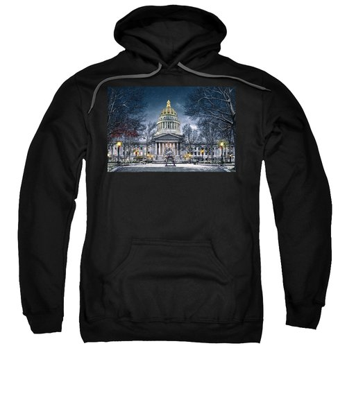 Winter At The Capitol Sweatshirt