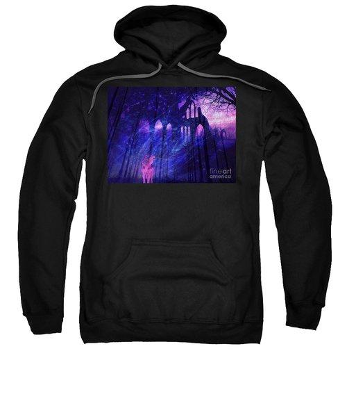 Wolf And Magic Sweatshirt