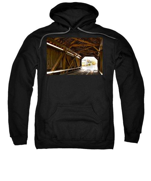 Wood Fame Bridge Sweatshirt