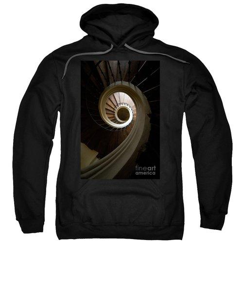 Wooden Spiral Sweatshirt