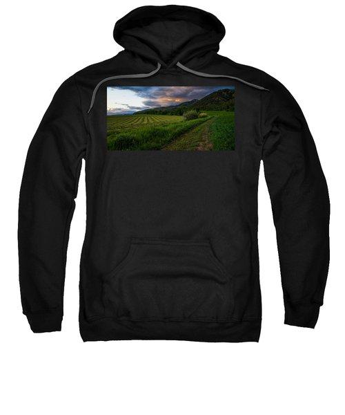 Wyoming Pastures Sweatshirt