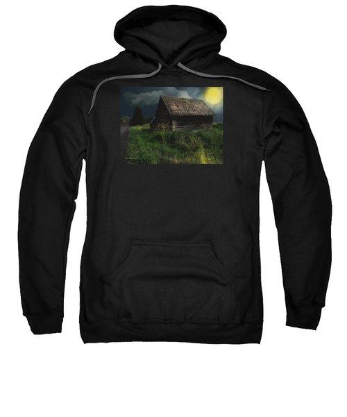 Yellow Moon On The Rise Sweatshirt