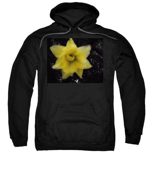 Yellow Parrot Tulip Sweatshirt