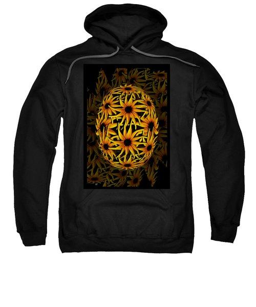 Yellow Sunflower Seed Sweatshirt