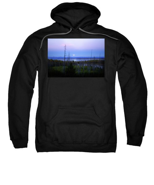 Yellowstone Moon Sweatshirt