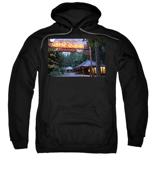 Yosemite Curry Village Sweatshirt