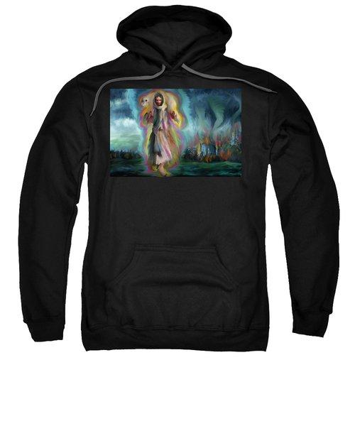 Yshuwh Yhwh Saves Sweatshirt