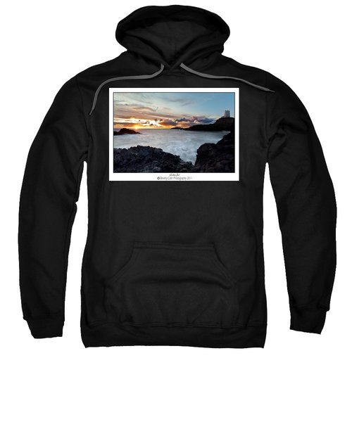 Llanddwyn Island Sunset Sweatshirt