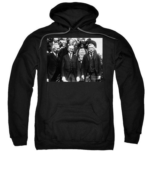 Calvin Coolidge (1872-1933) Sweatshirt